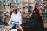 Zahuiya in a Shop