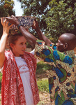 Learning to carry peanuts the Malian Way